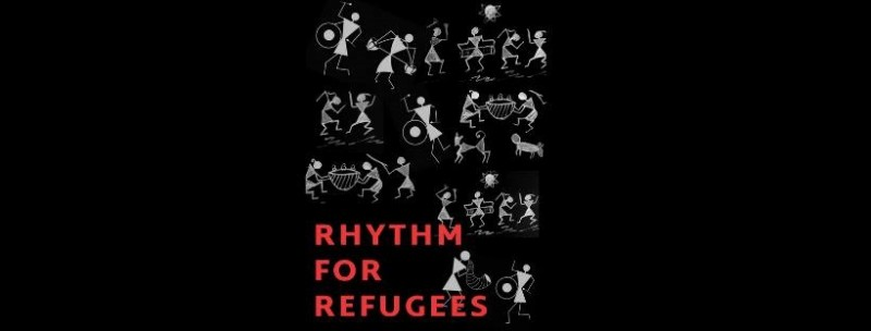 Charity Concert 'Rhythm of Refugees' co-organized by our Association will take place at Alchemia Club on 15th of December