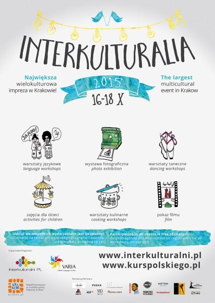 We are presenting the Program of INTERKULTURALIA 2015 Festival