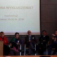 """Wykład Adama Bulandry z okazji zamknięcia konferencji """"Kultura wykluczenia?"""" już dostępny online"""