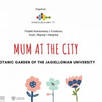 Integration meeting Mum at the City – Sunday in Garden, 19.07.2020